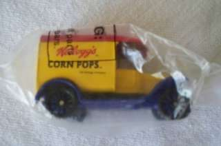 Matchbox Kelloggs Corn Pops Ford Model T Truck NEW