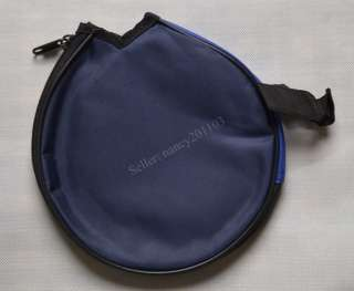 NEW Ping Pong Table Tennis Racket Paddle Bat case bag cover