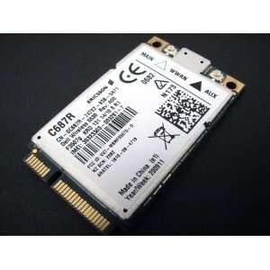 AT&T 3G+GPS WWan Mini PCI e Wireless Card Laptop / Notebook   C687R
