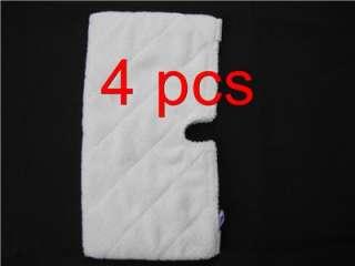 Shark Steam Pocket Mop S3501 Replacement Pads NEW