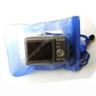 Digital Camera Pouch Dry Bag Beach case SKI Swimming Phone NEW