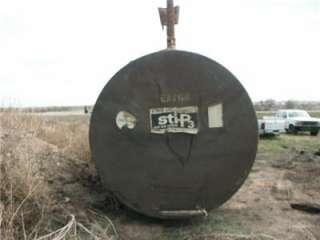 10000 GALLON FUEL STORAGE OIL GAS DIESEL WATER TANK