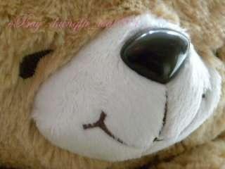 Forever Friend Teddy Bear Stuffed Toy Soft Doll Plush 13
