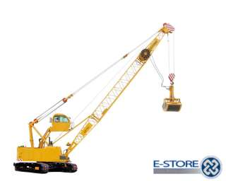 Crawler Grab Crane